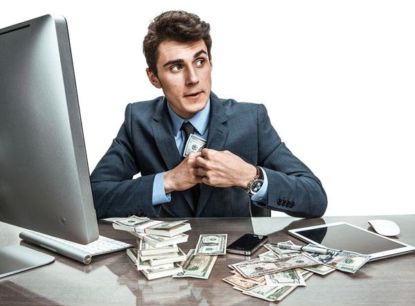 Fraud & Embezzlement - Grand Larceny in New York